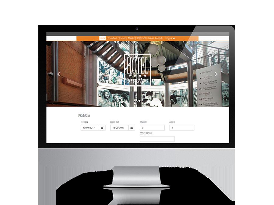 Erazero hotel studios milan website for Design hotel 2015